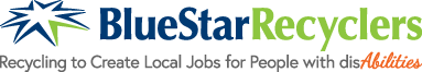 Blue Star Recyclers: Recycling to create local jobs for people with disabilities