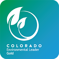 Colorado Environmental Leadership Program Gold Partner